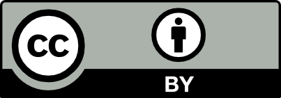 CC BY license icon